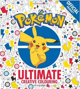 Adventskalender Füllen Pokémon Malbuch