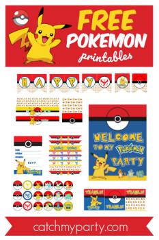 Adventskalender Füllen Pokémon Printables