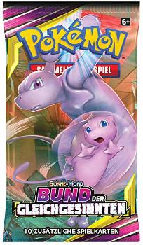 Adventskalender Fülen Pokémon 10 Sammelkarten