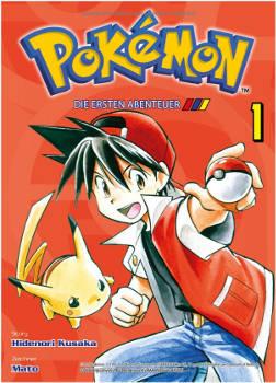 Adventskalende Füllen Pokémon Taschenbuch-Comic 1