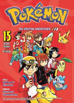 Adventskalender Füllen Pokémon Taschenbuch-Comic 15