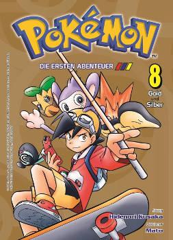 Adventskalender Füllen Pokémon Taschenbuch-Comic 8