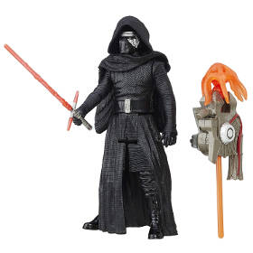 Adventskaleender Füllen Star Wars Aktionfigur Kylo