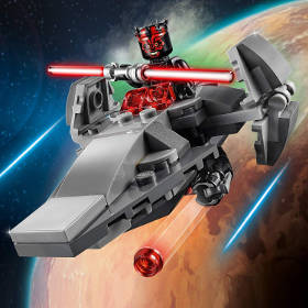 Adventskalender Füllen Star Wars Lego Set Microfighter