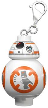 Adventskalender Füllen Star Wars Schlüsselanhänger mit Lampe