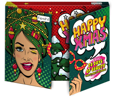 FESH!-Beauty-Adventskalender 2018