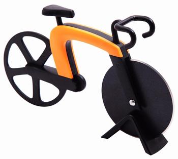 Fahrrad-Pizzaschneider