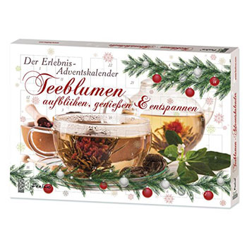 Feelino Teeblumen Adventskalender 2016