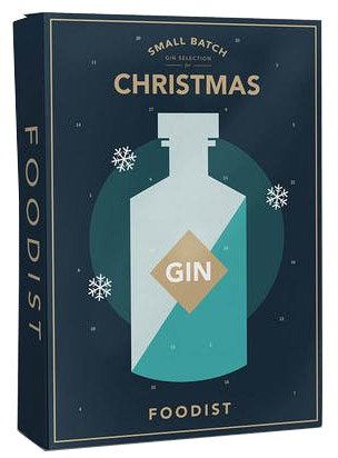 Foodist Gin Adventskalender 2018