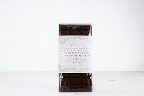Gmeiner Weihnachtsschokolade