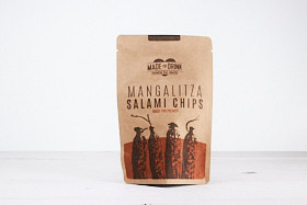 Mangalitza Salami Chips