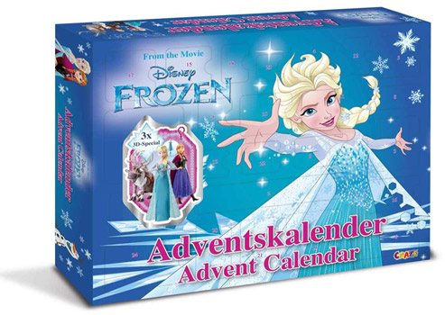 amazon Frozen-Adventskalender-2019