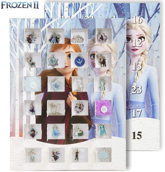 Frozen Adventskalender 2020 Inhalt
