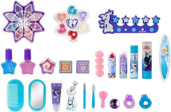 Inhalt: Frozen II Beauty-Adventskalender 2020