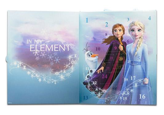 Frozen 2 Die Eiskönigin Haarschmuck Adventskalender 2019