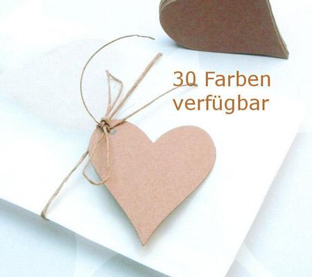 Geschenkanhänger-herz