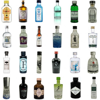 Adventskalender Gin