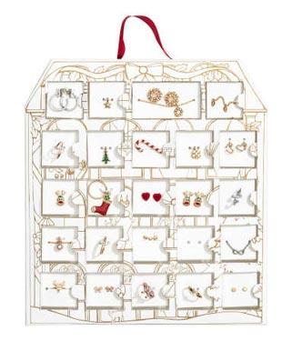 H&M Schmuck Adventskalender