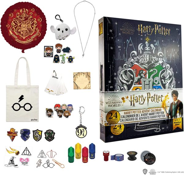 Harry Potter Adventskalender 2020 Inhalt