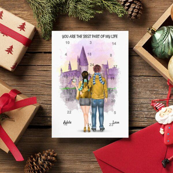 Harry Potter Adventskalender Bild 3