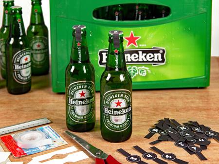 Heineken-Bier-Flaschen-DIY-Kalender-2018