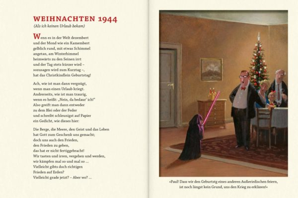 Heinz Erhardt Adventskalender 2020 Inhalt