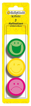 Herlitz-Haftnotizblock-Smiley-World