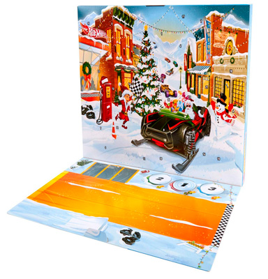 amazon Hot Wheels FKF46 Adventskalender 2019