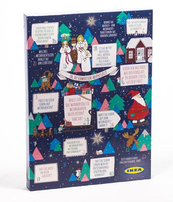 Ikea Adventskalender 2016