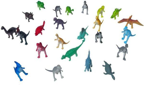 Gohhey Adventskalender Dinosaurier Inhalt 2