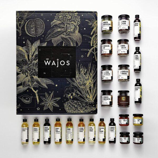 Inhalt - WAJOS Küche Adventskalender 2021
