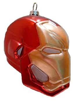 Iron Man Weihnachtskugel