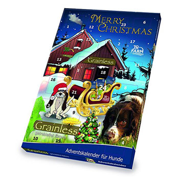 JR Farm Tier Hund Adventskalender 2016