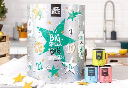 Just Spices Adventskalender 2018