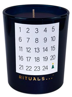 DIY-Adventskalender-Rituals-Sakura-Duftkerze-Blau