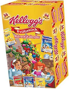 Kellogs Frühstücks-Adventskalender