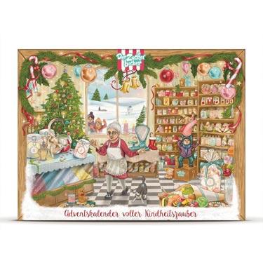 Adventskalender Kindheitszauber Zuckerbäcker
