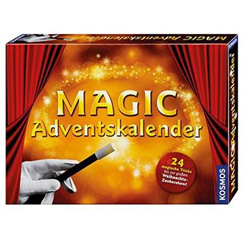 Kosmos Zauberei Magic Adventskalender 2016