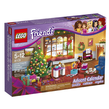 Lego Friends 41131 Adventskalender 2016