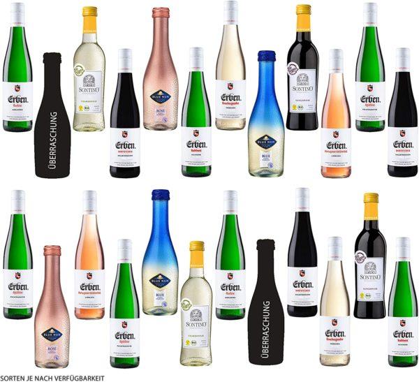 Inhalt - Langguth Wein und Sekt Adventskalender 2021