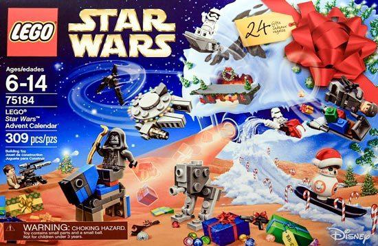 Lego Star Wars Adventskalender 2017 - 75184 - Verpackung