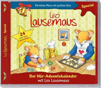 Leo-Lausemaus-Hör-Adventskalender-2018