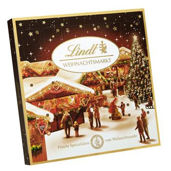 Lindt Schokoladen Adventskalender