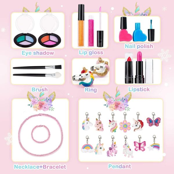 Inhalt - MJARTORIA Make-up Adventskalender 2021