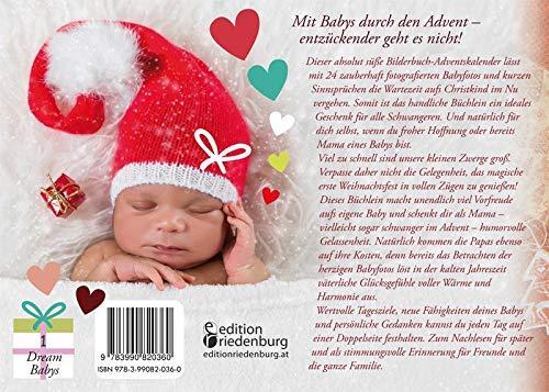 Baby Adventskalender 2020 Inhalt