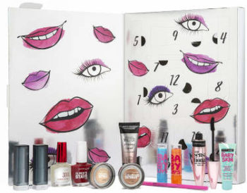 Maybelline Countdown Adventskalender 2018