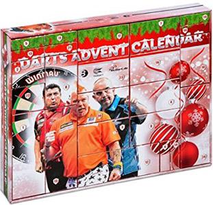 adventskalender dart