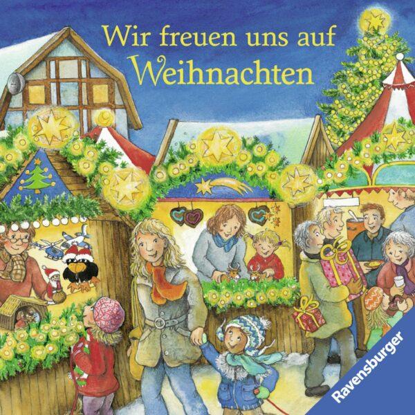 Inhalt - Mein Wimmel Adventskalender 2012