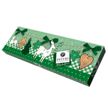 Mini Adventskalender Peters Schokoladen