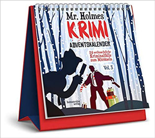 Mr. Holmes Krimi Adventskalender 2019
